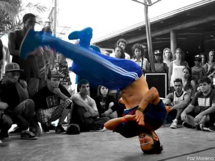 Domingo tem batalha de dança de rua na Tamandaré