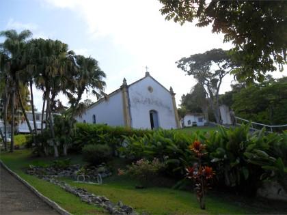Comissão acompanha restauro e conservação da Capela de Santo Amaro