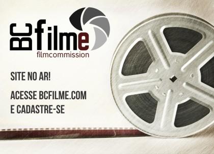 Site da BC Filme está no ar!