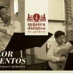 Hoje tem música clássica no Teatro Municipal Bruno Nitz