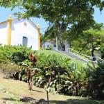 Capela de Santo Amaro passa por manutenção