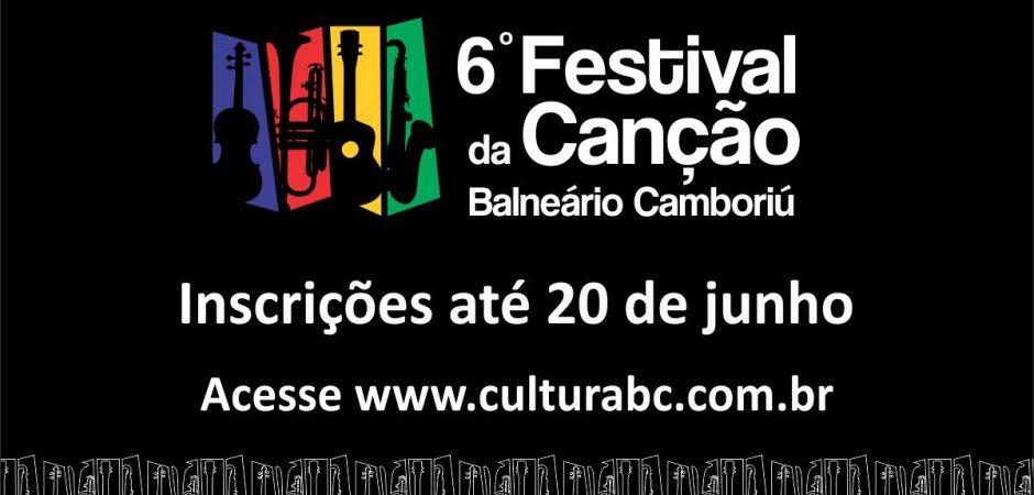 ÚLTIMAS HORAS – Inscrições para o Festival da Canção 2016 terminam hoje!