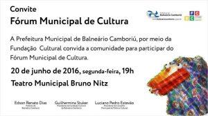 Forum de cultura