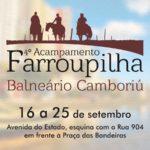 Resultado das inscrições para o Acampamento Farroupilha 2016