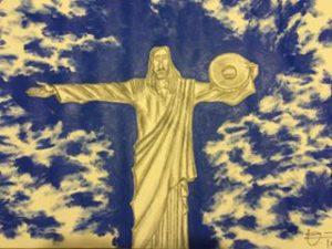 pintando-edson-felix-dos-santos