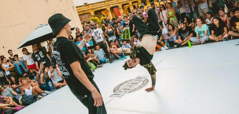 Sábado tem danças urbanas na Praça da Cultura