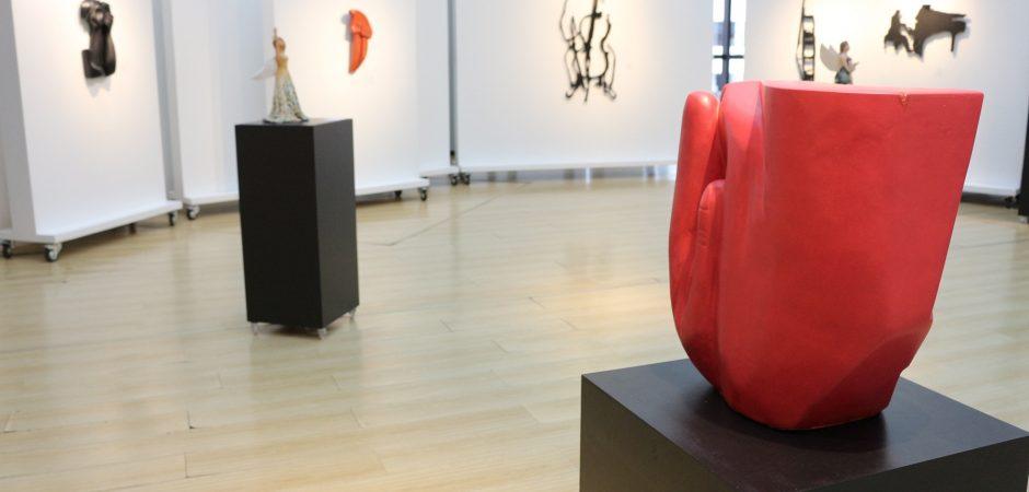 Galeria Municipal de Arte de Balneário Camboriú está interditada