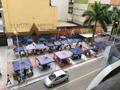 Praça da Cultura em Balneário Camboriú passa por mudanças
