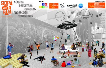 "Praça da Cultura recebe ""Sofá na Rua"" neste sábado"