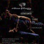 "Espetáculo ""Estar Junto"" será apresentado nesta quinta-feira no Teatro Bruno Nitz"