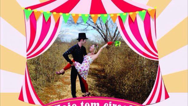 """Quarta-feira é dia de """"Hoje tem circo? Tem sim sinhô!"""" no Bairro Nova Esperança"""