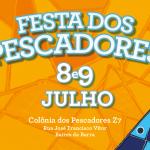 Fim de semana tem Festa do Pescador na Barra