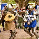 Feira Livre e Combate Medieval movimentam Praça da Cultura nesta quinta-feira