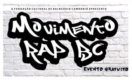 """Bairro dos Municípios recebe o """"Movimento Rap BC"""