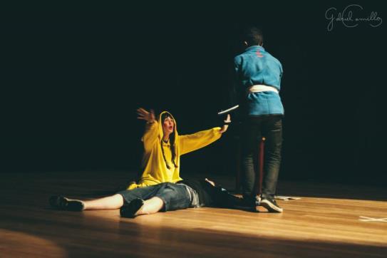 """Teatro Bruno Nitz recebe """"Arte – Expressão e Liberdade"""" nesta quinta-feira"""