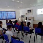 Circuito Estadual de Cinema Infantil leva motivação e debate a alunos do Projeto Oficinas