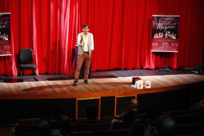 Espetáculos, feira e oficinas integram a programação do Festival Internacional de Mágica