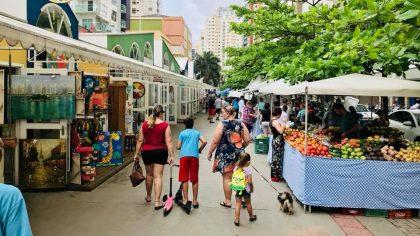 Praça da Cultura terá programação especial para criançada nesta quinta-feira