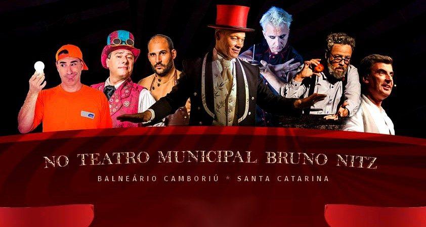 Balneário Camboriú terá Festival Internacional de Mágica