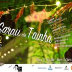 Sarau da Tainha leva atividades culturais para a Praça do Pescador neste sábado