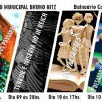Teatro Bruno Nitz recebe quatro espetáculos neste fim de semana