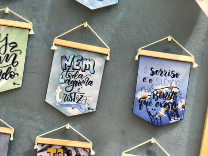 Neste sábado tem música e exposição na Feira da Cultura