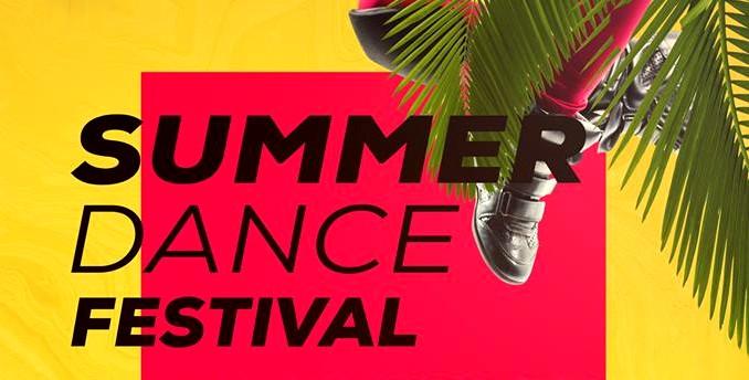 """Teatro Bruno Nitz recebe espetáculo """"Summer Dance Festival"""" nesta quarta-feira"""