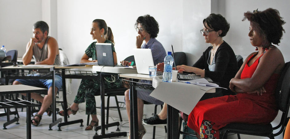 Curadores avaliam projetos habilitados na LIC 2018