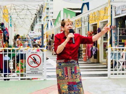 Sábado estará repleto de atrações na Feira da Cultura