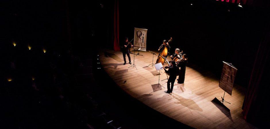 Proponentes aprovados na portaria 002/2018 – Ocupação do Teatro Municipal Bruno Nitz