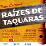 Festa Raízes de Taquaras será neste sábado e domingo
