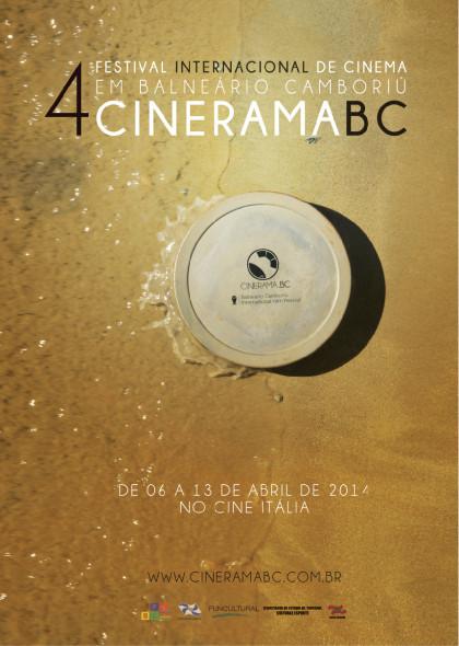 Cinerama.BC movimenta a cidade até domingo