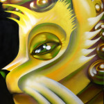 Diant mostra a arte do grafite na Galeria Municipal