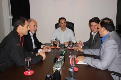 Fundação Cultural trata do edital  da Ancine com o Governo do Estado