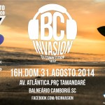 BC Invasion 2014 e show Life is a Loop são transferidos para 31 de agosto
