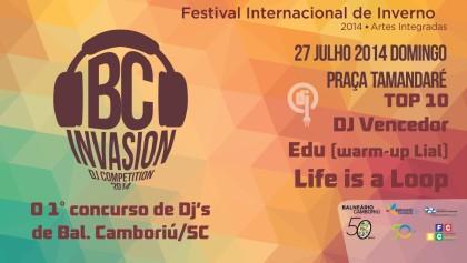 BC INVASION – Festival de música eletrônica de Balneário Camboriú amplia inscrições para a região metropolitana
