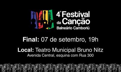 Conheça as finalistas do 4º Festival da Canção de Balneário Camboriú