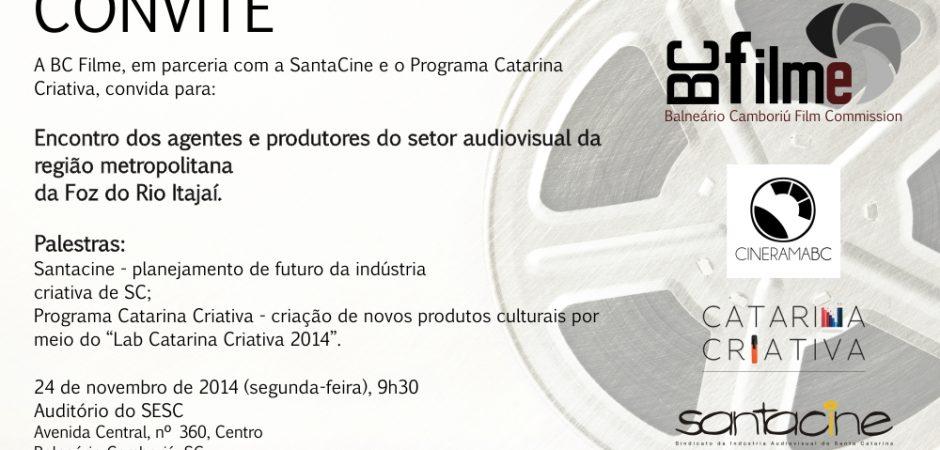 BC é palco de debate sobre economia criativa em Santa Catarina