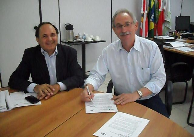 FCBC gestiona criação de eixo  tecnológico cultural no IFC