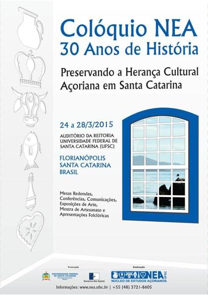 Convite do NEA/UFSC – evento imperdível em Florianópolis
