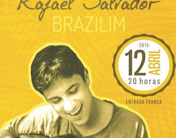Domingo tem BRAZILIM no Teatro Municipal