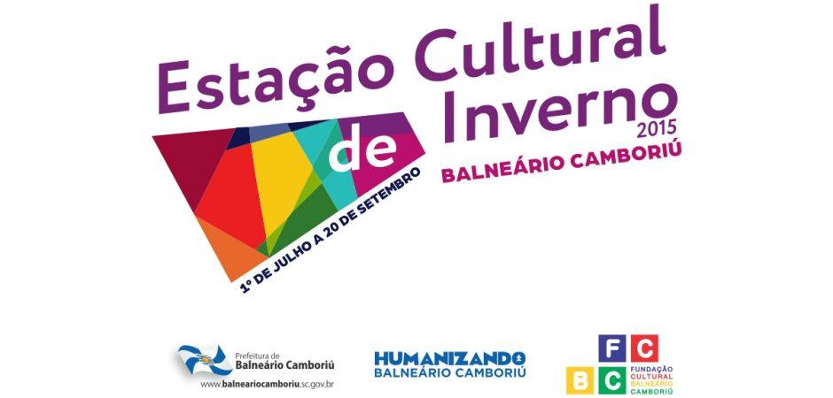 Estação Cultural de Inverno 2015 começa quarta-feira