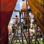 Exposição fotográfica conta a história do Circo Teatro Biriba