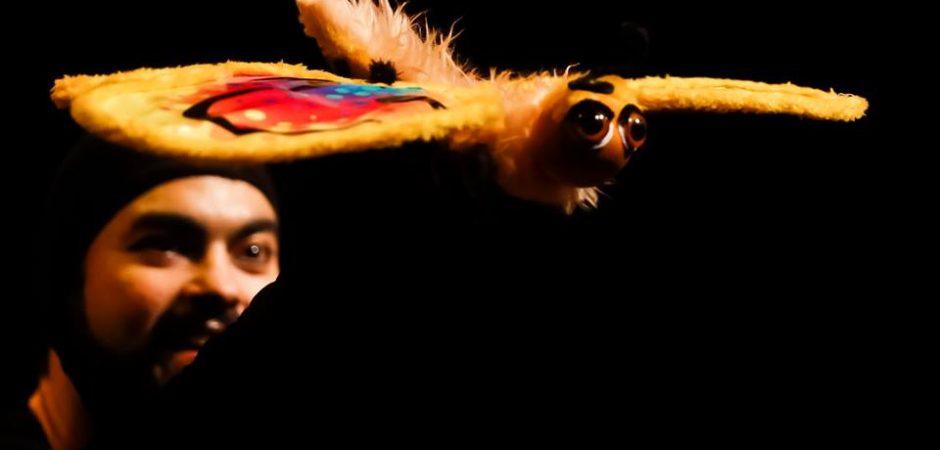 """Espetáculo infantil """"De Íris ao arco-íris"""" no Teatro Bruno Nitz"""