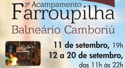 Fundação Cultural e grupos organizam o Acampamento Farroupilha
