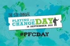 Sábado – Balneário Camboriú participa do Playing For Change Day