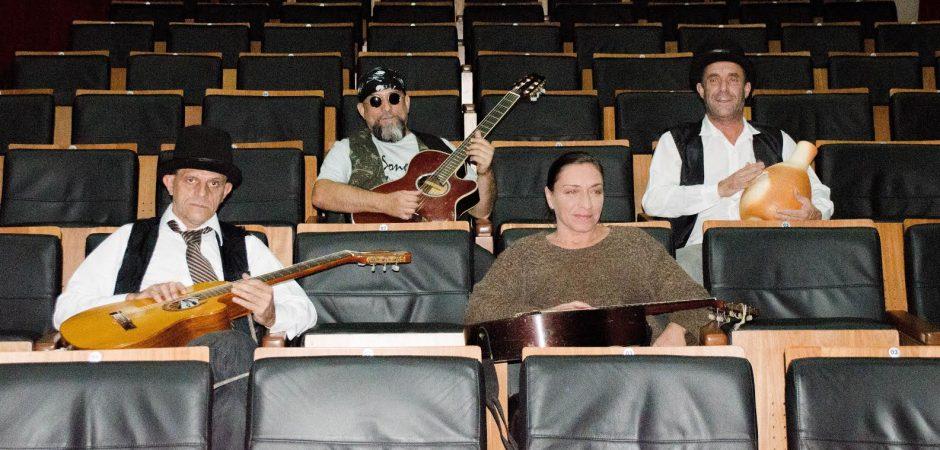 Nesta quarta tem Di Sonora no Teatro Municipal Bruno Nitz