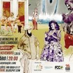Domingo é dia de Circo Mané no Teatro Bruno Nitz