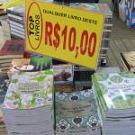 Muitas atrações neste fim de semana na Feira do Livro de Balneário Camboriú