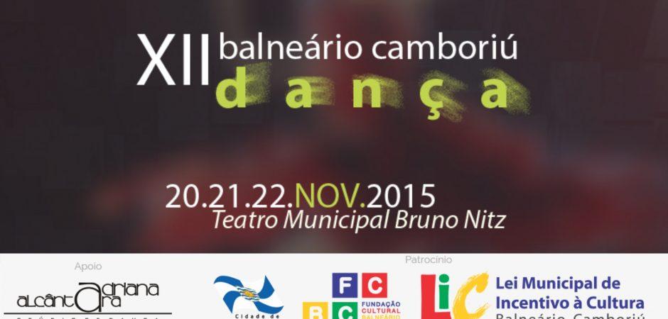 Começa a 12ª edição do Balneário Camboriú Dança